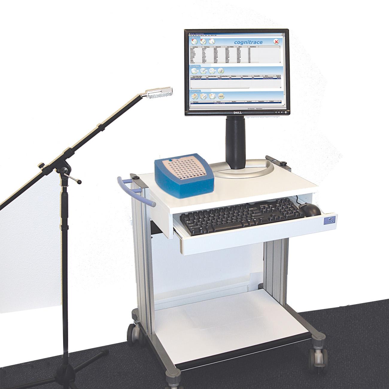 cognitrace system including visual stimulator